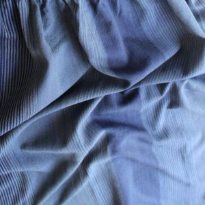 Blue Ombre Fabric Swatch