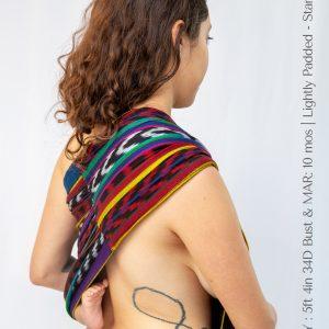 Maya Wrap Ring Sling Lightly Padded Luis Shoulder